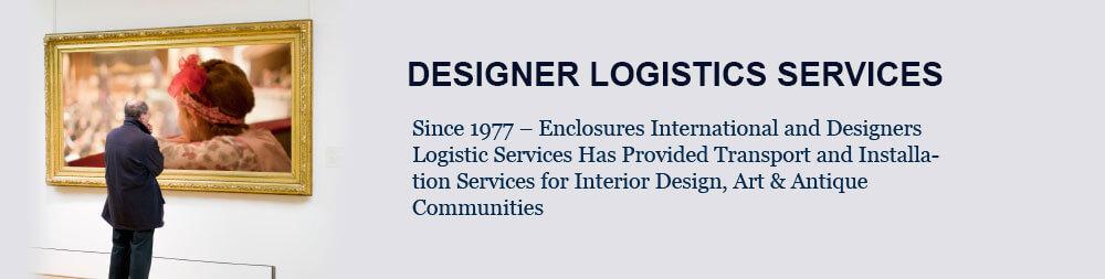 Designer Logistics Services Expert